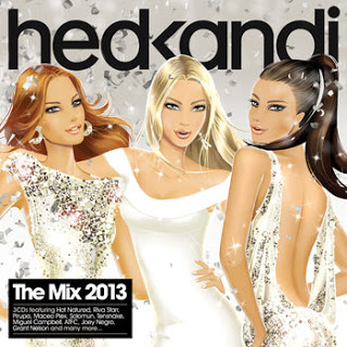 Hed Kandi - The Mix 2013 [3CD] (2012)