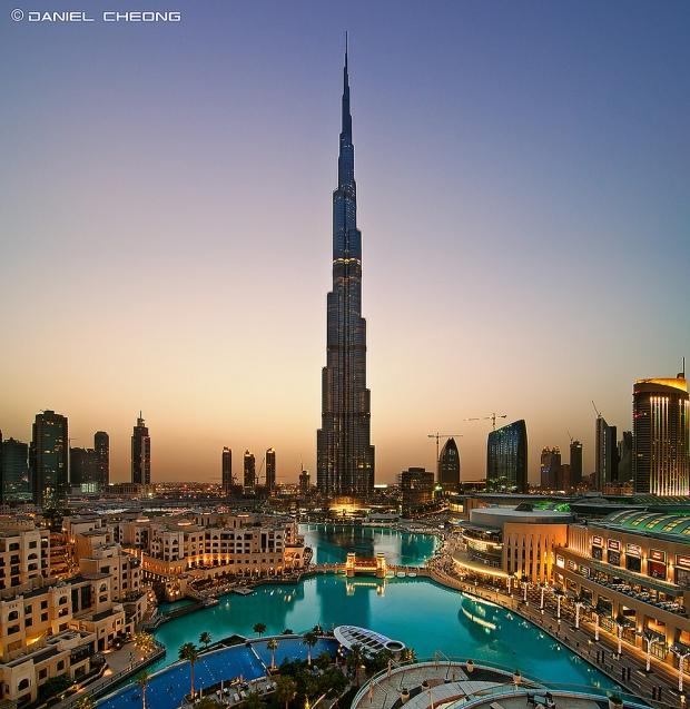 Burj-Khalifa-Dubai-UAE