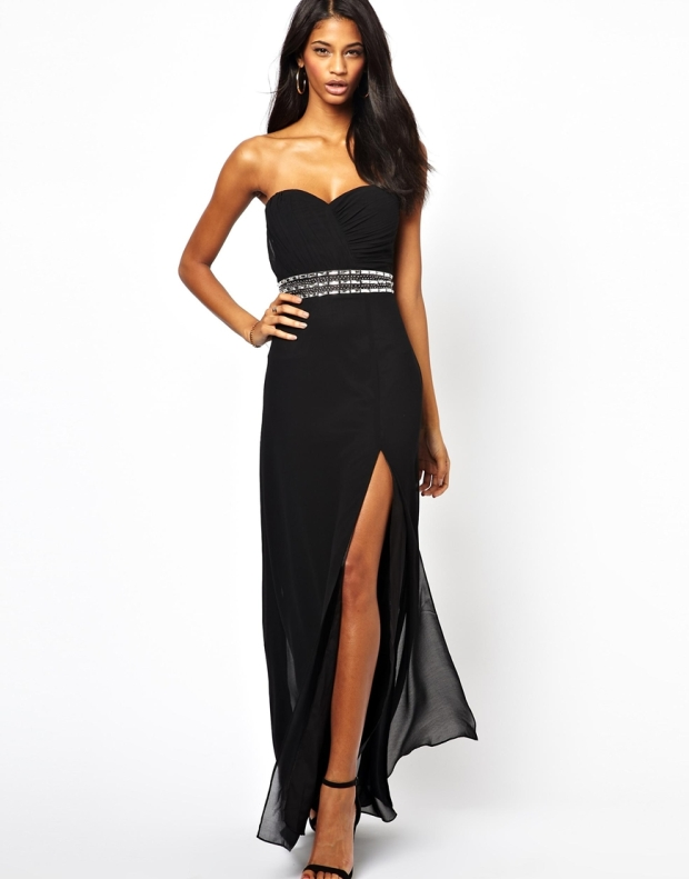 Lipsy-Maxi-Dress-with-Embellished-Waist